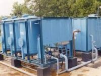 Package Skid Mounted Sewage Treatment Plant